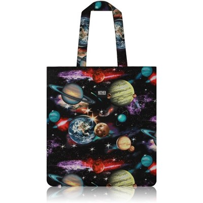 nother Space Solar System Flat Tote Bag