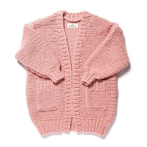 [유라고]hand-made cardigan/핸드메이드 가디건