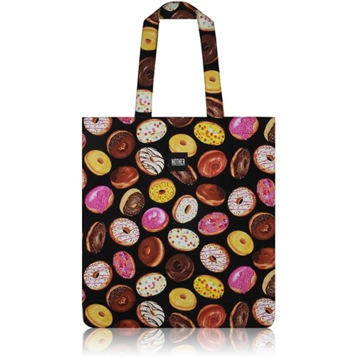 nother Frosted Donuts Flat Tote Bag