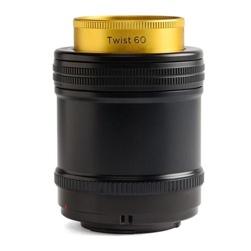 LENSBABY 렌즈베이비 TWIST 60mm 회오리보케 렌즈 For SONY E