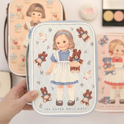 paper doll mate  Better beauty pouch M