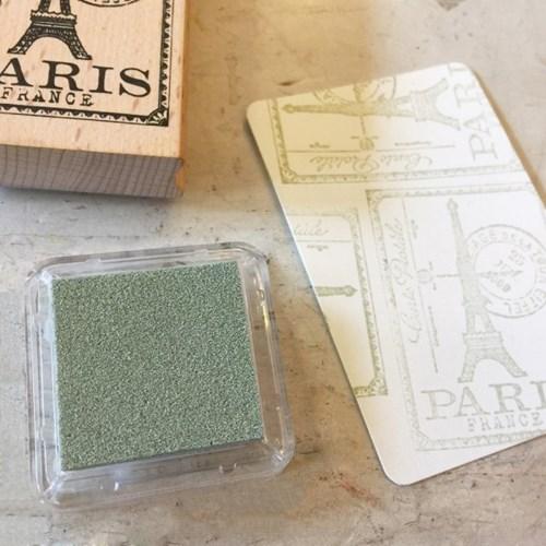 촉촉한 pigment inkpad - Fog