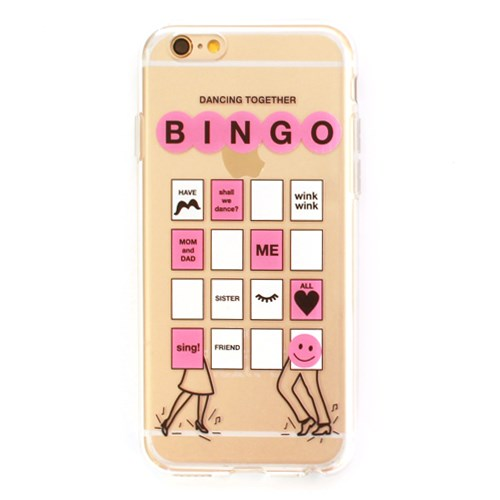 Bingo Series - Dance For Clear Case