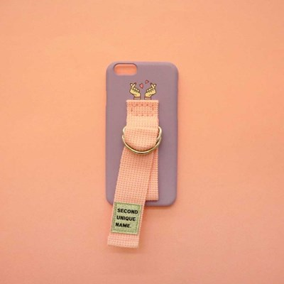 SUN CASE LOVE EDITION LIGHT PUPPLE LIGHT PINK (ILLUST)