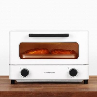 제니퍼룸 컴팩트 오븐 토스터 JR-OT12WB 화이트/12리터