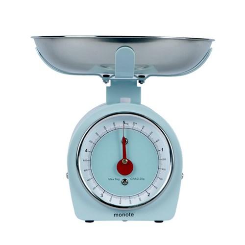 [모노뜨] 레트로 5kg주방저울