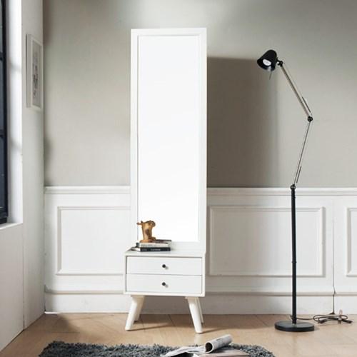 [트리빔하우스] T-ROA 도장 수납형 거울