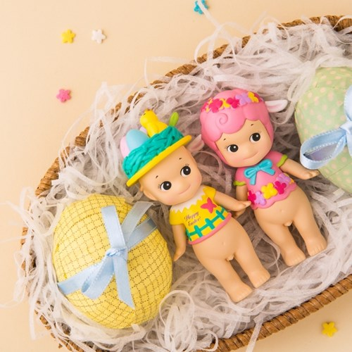 소니엔젤 미니피규어_2017 Easter series (랜덤)