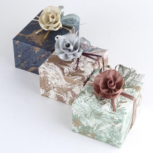 [선물포장 데코장식] 로즈 선물포장 데코장식