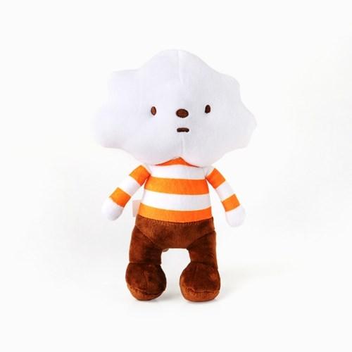 Mr White Cloud Plush Toy