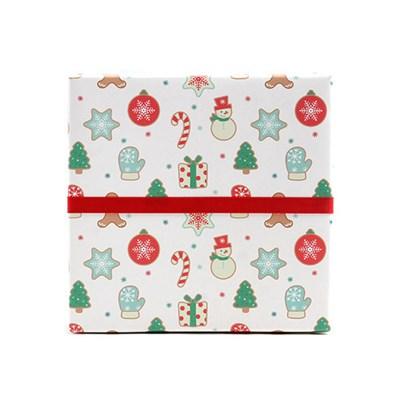 크리스마스 쿠키 포장지(3개)