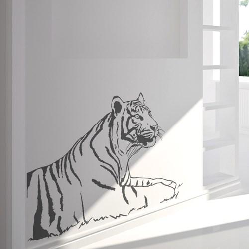 동물 월데코-호랑이