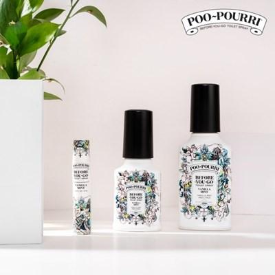 에센셜 토일렛퍼퓸 푸푸리 바닐라민트(Vanilla Mint)