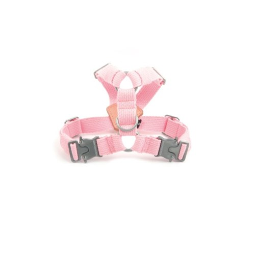 [monchouchou] Doggie Walker Harness_Pink