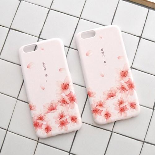 벚꽃엔딩 스페셜 커스텀케이스 (다기종)