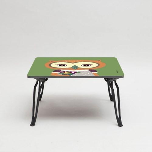 라미나테이블 포터블에디션 | 말랑루나에디션 art no. 001