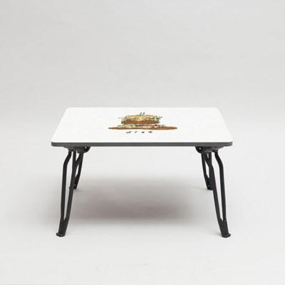 라미나테이블 포터블에디션 | 드로잉메리에디션 art no. 001