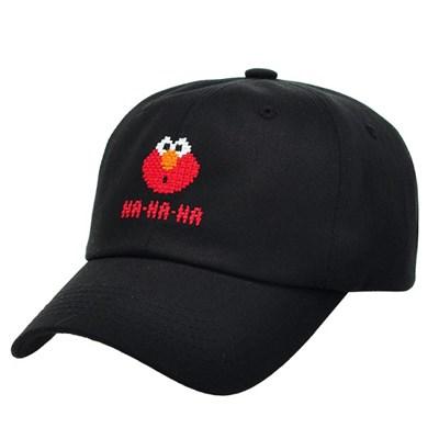 [세사미스트리트]HA11.엘모 픽셀 야구 볼캡