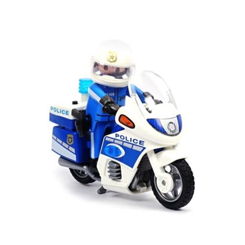 플레이모빌 경찰오토바이(6923)