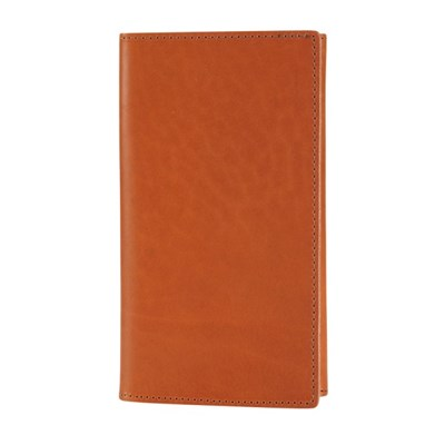 Karl Passport Wallet Cognac