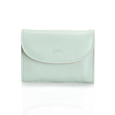 ASA Card Wallet Mint/Blush