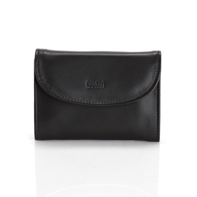 ASA Card Wallet Black/Black