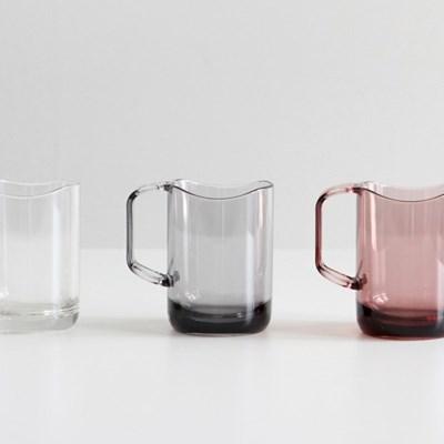 파인 양치컵 3color