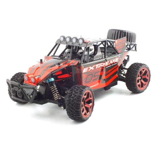 [2.4GHz]1/18 4WD 스피드 익스트림 버기 RTR (ZC358123RE)