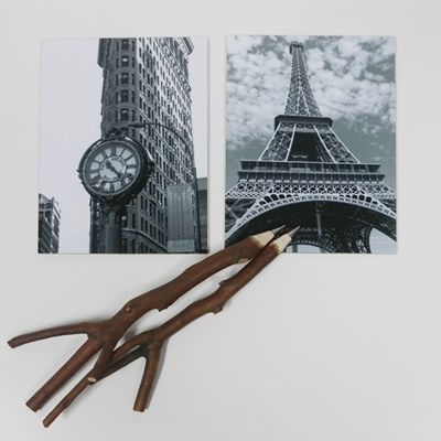 나뭇가지 볼펜