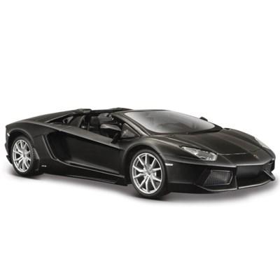 마이스토 1:24 무광블랙 에디션/모형자동차/장식/모형