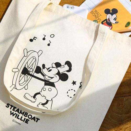 [Disney]Mickey&Minnie_에코백