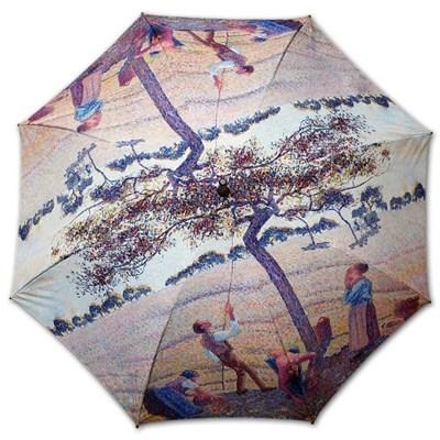 명화_피사로-애플(W) 자동우산
