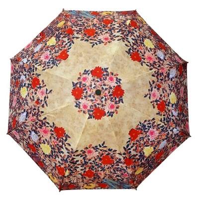 명화_모란도 3단자동우산