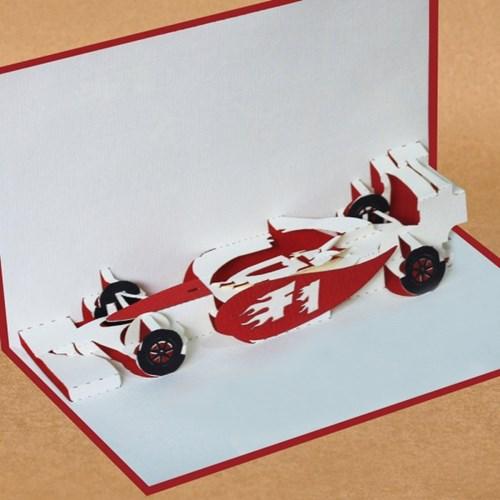 3D 팝업카드 탈것 시리즈1