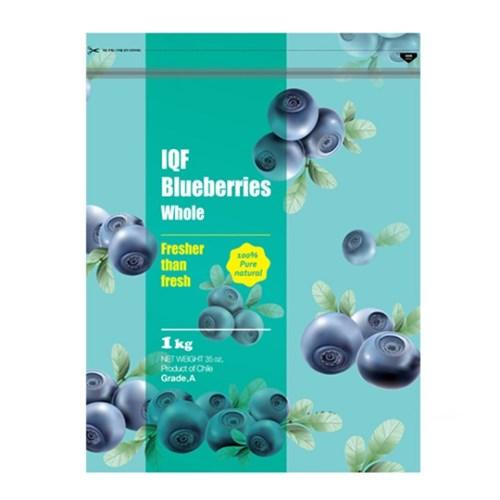 냉동-맥그로우앤마리 블루베리 1kg