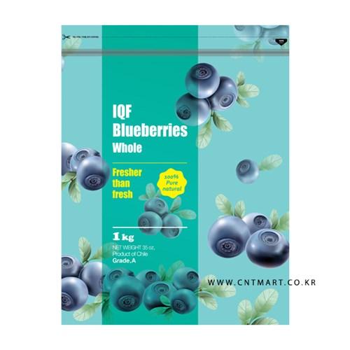 냉동-맥그로우앤마리 블루베리 1kg_(544055)
