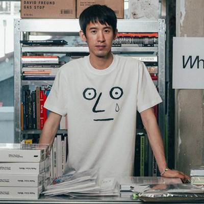 [NOUNOU S1] Face S1 T-Shirts(White)_(543509)