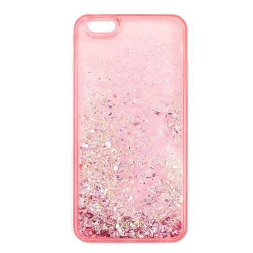 glitter bomb iphone 6/6s plus case, pink stardust