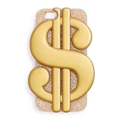 silicone iphone 7 case, cash money