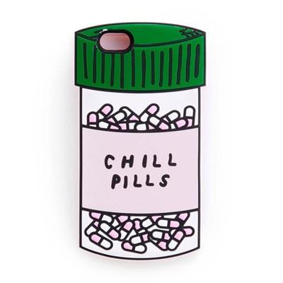 iphone 6 case, chill pills