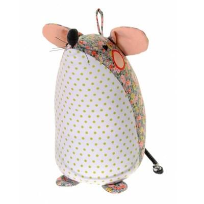 [울스터위버스] 쥐 도어스톱 도어스토퍼