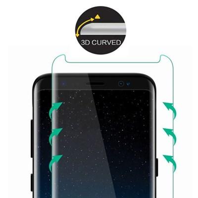 [갤럭시 S9, S9+, 노트8, S8, S8+]케이스핏 풀커버 글래스 필름