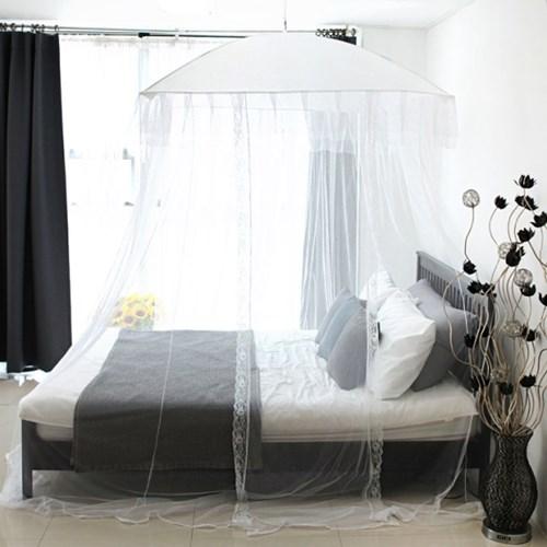모던 럭셔리 캐노피 침대 모기장