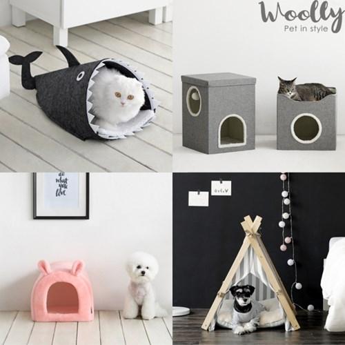 [무료배송] 울리 하우스 모음 / 강아지집 / 고양이집