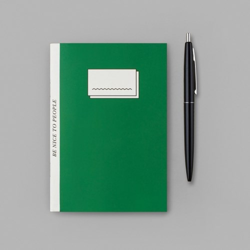TITLE MINI NOTEBOOK