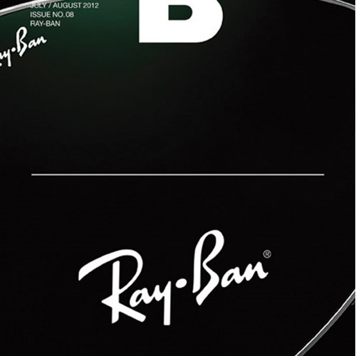 Magazine B Issue No.8 RAY-BAN(Eng. version)