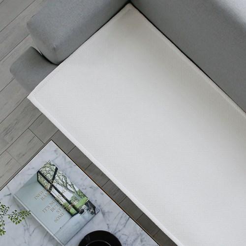 [바이빔]카로 면 쇼파패드[60x180]-3인용