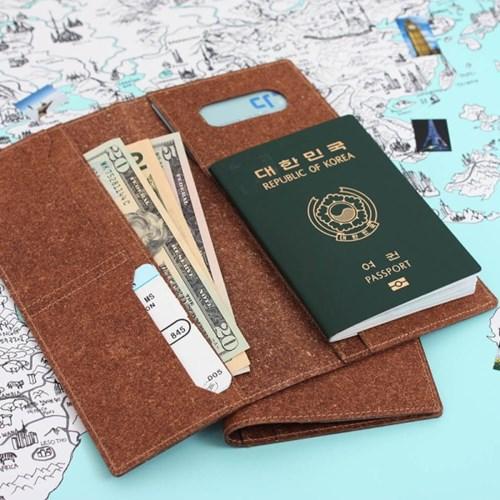 리뉴 여권 케이스(L)