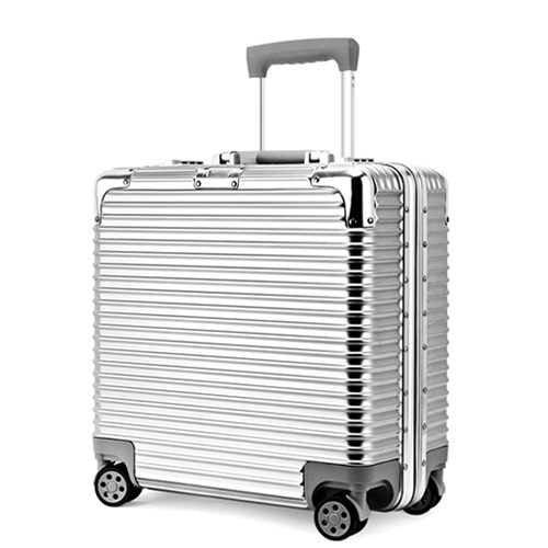 토부그 TBG1746 17형 실버 기내용 캐리어 여행가방