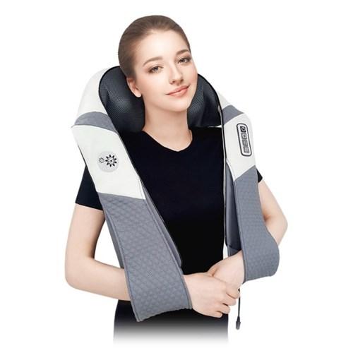 [수련] 해피프리 숄더 무선 목어깨안마기 SR819